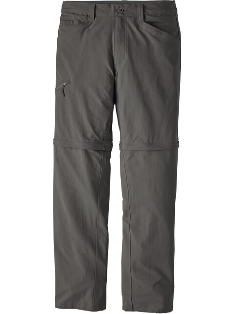 Patagonia M's Quandary Convertible Pants Forge Grey